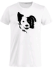 Border Collie T-paita Uni