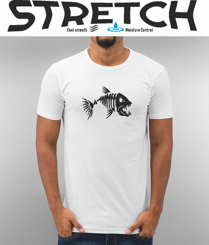 Stretch-T Angry Fish