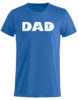 Football Dad T-shirt.Asennepaita