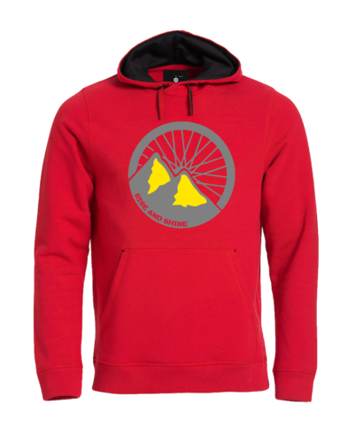 Rise and Shine Bike Classic Hoody