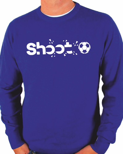 Shoot Football Collegepaita.Asennepaita